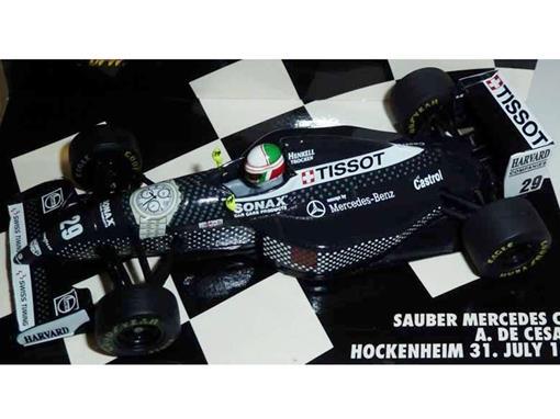 Sauber Mercedes: C13 - A. de Cesaris #29 - Hockenheim (1994) - 1:43