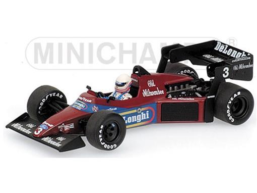 Tyrrell Ford: 012 - M. Brundle #3 - USA GP Detroit (1984) - 1:43
