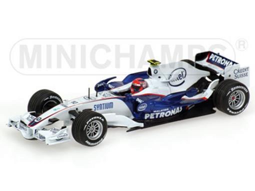 BMW Sauber: F1 07 - R. Kubica (2007) - 1:43
