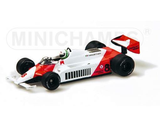 McLaren: Ford MP4 - A. de Cesaris (1981) - 1:43
