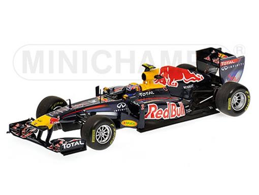 Red Bull Racing: Renault RB7 - M. Webber (2011) - 1:43