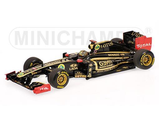 Lotus: Renault GP R31 - N.Heidfeld (2011) - 1:43