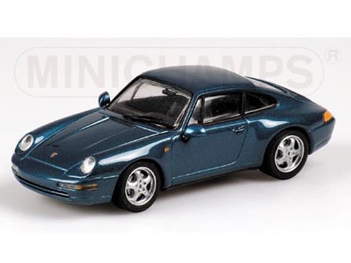 Porsche: 911 (1993) - Verde - 1:43