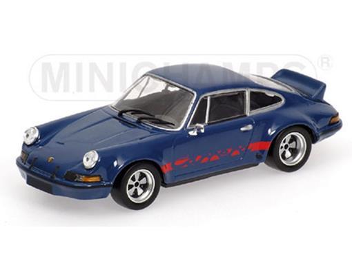 Porsche: 911 Carrera RSR 2.8 (1973) - 1:43