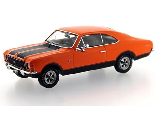 Chevrolet: Opala SS (1976) - Laranja - 1:43