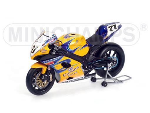 Suzuki: GSX-R1000 - Yukio Kagayama #71 - WSB GP 2005 - 1:12