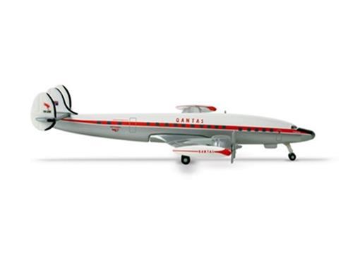 Qantas: Lockheed L-1049 Super Constellation - 1:500