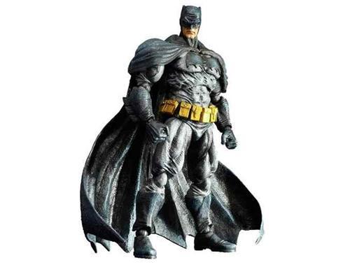 Boneco Batman - The Dark Knight Returns Skin - Arkham City No.4 - Play Arts Kai