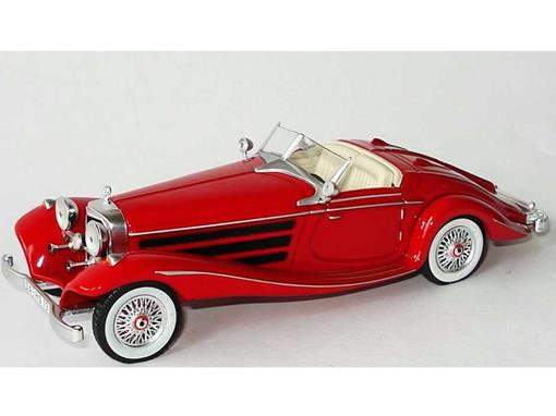 Mercedes Benz: 540K (1936) - 1:43 - Altaya