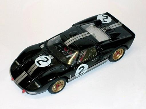 Ford: GT40 MKII #2 - Le Mans 1966 - 1:43