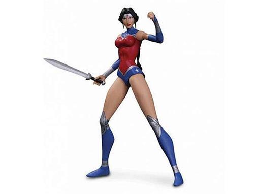 Boneco Wonder Woman - Justice League War - Dc Collectibles