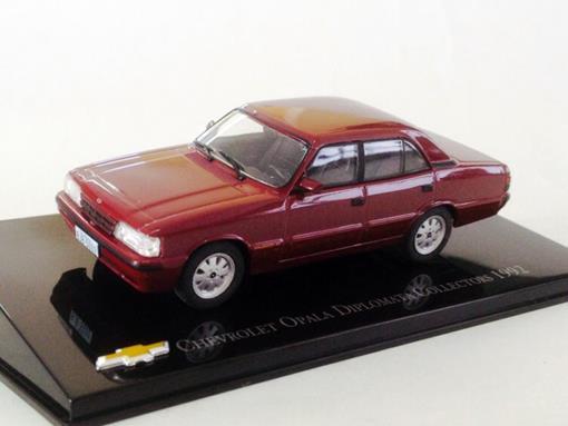 Chevrolet: Opala Diplomata (1992) - 1:43
