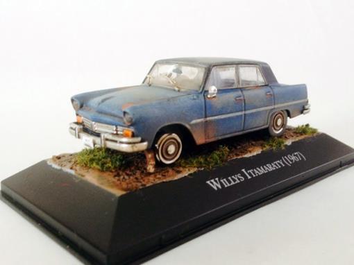 Diorama: Willys Itamaraty (1967)