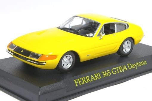 Ferrari: 365 GTB/4 Daytona - Amarelo - 1:43