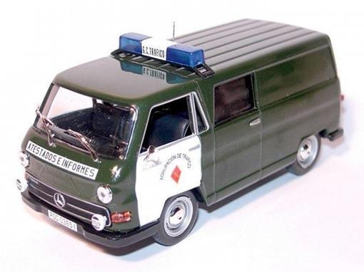 Mercedes Benz: N1300 - Guardia Civil (1987) - 1:43