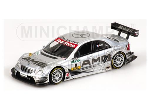 Mercedes-Benz: C-Class DTM  - J. Alesi ( DTM 2004) - 1:43
