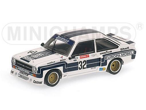 Ford: Escort II RS 1800  #32 - Winner ADAC Supersprint DRM (1976) - 1:43