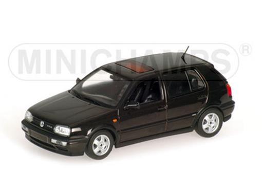 Volkswagen: Golf GTI (1993) - Preto - 1:43