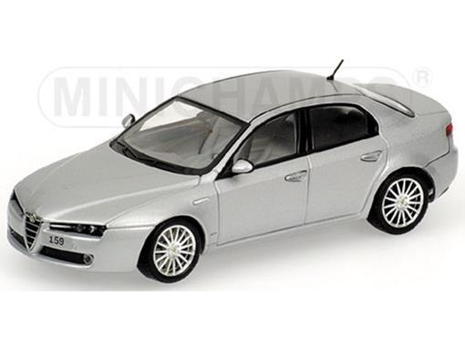 Alfa Romeo: 159 (2005) - Prata - 1:43