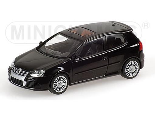 Volkswagen: Golf R32 (2005) - Preto - 1:43