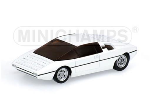 Lamborghini: Bravo (1974) - Branco - 1:43