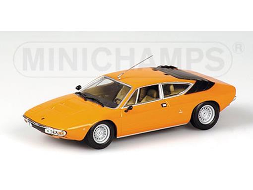 Lamborghini: Urraco (1974) - Laranja - 1:43