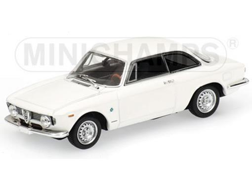 Alfa Romeo: Giulia Sprint GTA (1965) - Branco - 1:43
