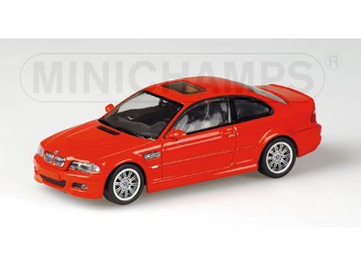 BMW: M3 (2001) - Vermelha - 1:43