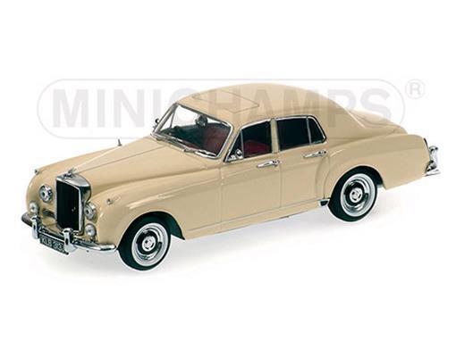 Bentley: Continental S1 (1956) - Creme - 1:43