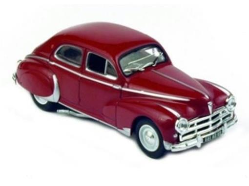 Peugeot: 203 Darl'mat (1953) - Vermelho - 1:43