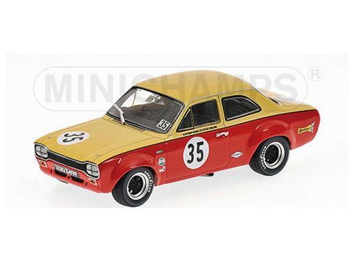Ford: Escort I TC #35 - GP Tourenwagen Nurburgring 1968 - 1:43
