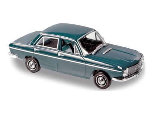 DKW: F102 (1961) - Verde - 1:43