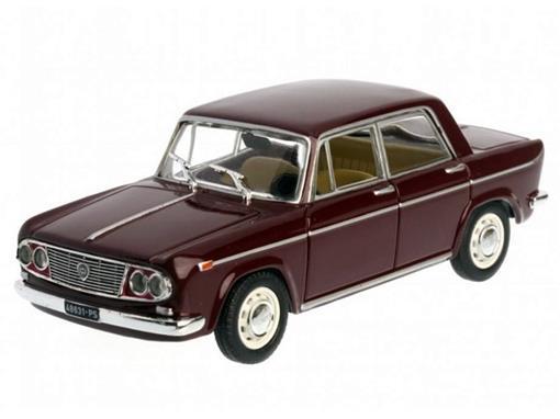 Lancia Fulvia 2c (1964) - Rosso York - 1:43