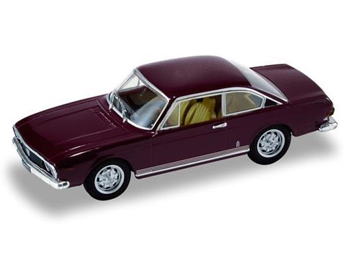 Lancia: 2000 Coupé HF (1971) - Vermelho - 1:43