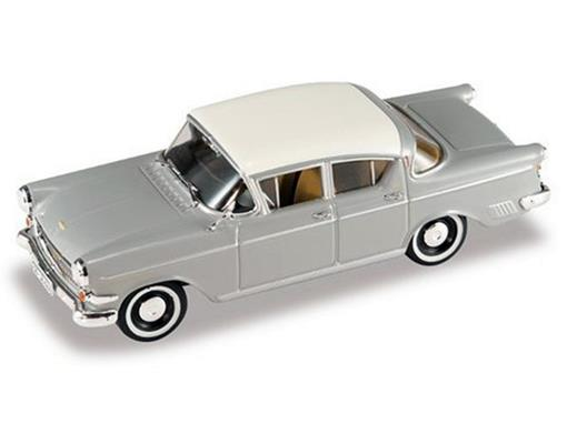 Opel Kapitan (1958) - Cinza - 1:43