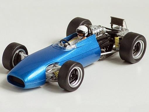 Renault: Alpine A350 - Test Car - Mauro Bianchi (1968) - 1:43