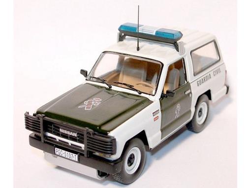 Nissan: Patrol - Guardia Civil (1992) - 1:43