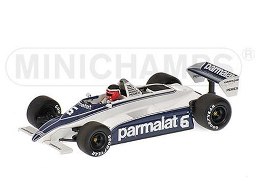 Brabham Ford BT49C - H. Rebaque (1981) - 1:43