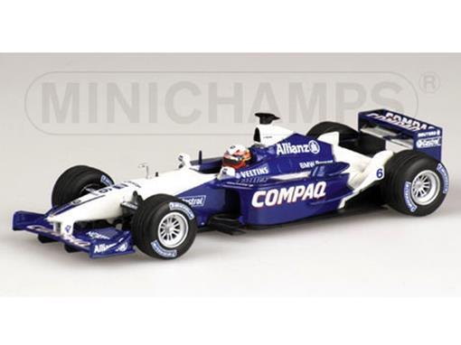 Williams BMW: FW23 - J.P. Montoya - Malaysia GP 2001 - 1:43