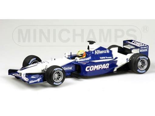 Williams BMW: FW23 #5 - R. Schumacher - 2001 - 1:43
