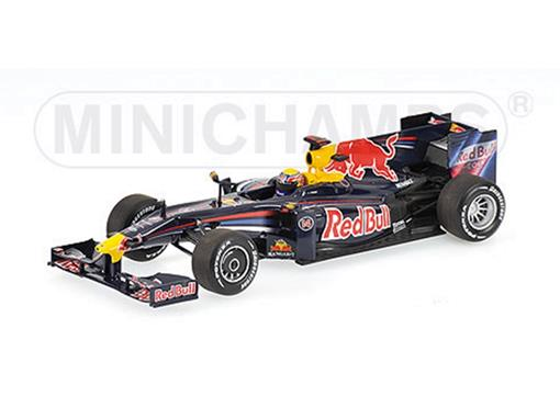 Red Bull Racing: Renault RB5 - M. Webber (2009) - 1:43