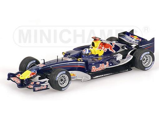 Red Bull Racing: RB2 - D. Coulthard  (2006) - 1:43
