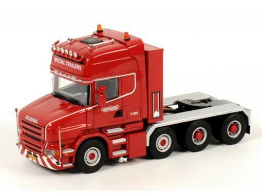 Scania: TL Torpedo 8x4 - Nootebom - 1:50