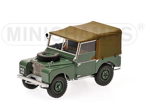Land Rover: (1948) - Verde - 1:18