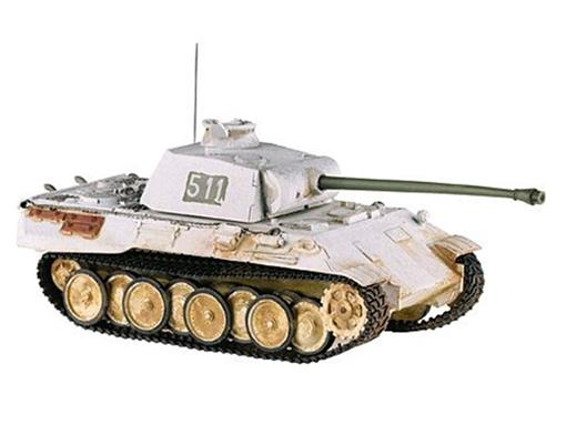 German Army: Panther PzKpfw V - Ausf. A (Eastern Front, 1943-44) - 1:50