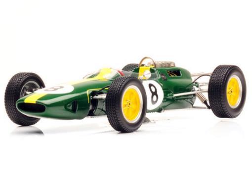 Team Lotus: Type 25 #8 - Jim Clark - GP Italy 1963 - 1:18