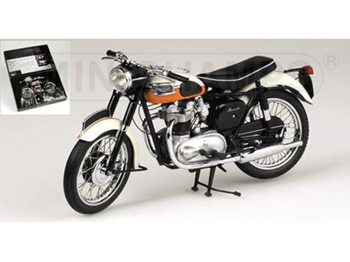 Triumph: Bonneville 650 T120 (1959) - 1:12