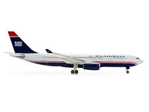 US Airways: Airbus A330-200 - 1:500