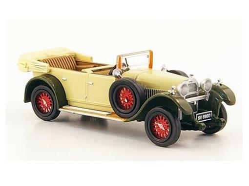 Austro-Daimler: ADR 22/70 (1929) Conversível - HO - Spark
