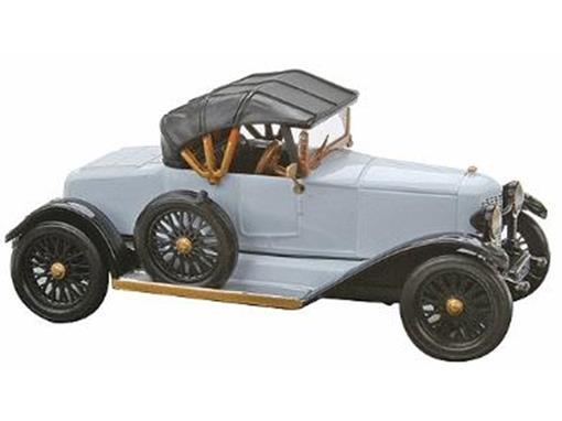 Austro-Daimler: 18/32 Cabrio (1914) - HO